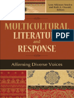 Epdf.pub Multicultural Literature and Response Affirming Di