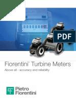 Turbine Meter Brochure
