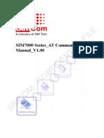 SIM7000 Series_AT Command Manual_V1.00