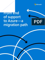 Azure Migration From EOS to Azure a Migration Path