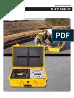 H-4114sd.3f_manual-0317 Electronic Density Guage