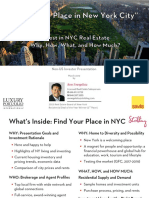 Find Your Place in New York City (March 2019)