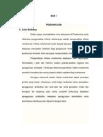 pedoman kerja PPI