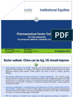 Pharmaceutical Sector Outlook- Sector Update- 4 September 2019 (1)