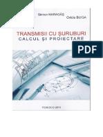 Simion Haragas - Transmisii Cu Suruburi.calcul Si Proiectare
