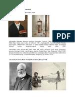 5 Ilmuwan Dengan Penemuannya