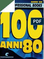 AAVV 100 Anni 80 Raccolta Italiani