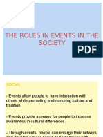 Types of Events