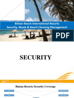 BBIR Security, Waste and Beach Cleaning Management