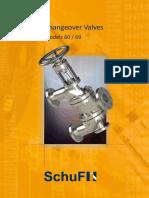 Changeover Valves - Model 60 + 69