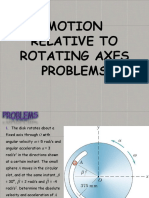 Rotating Axes - Problems