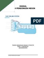 Modul 1 sistem pendingin mesin (Cooling System part 1)