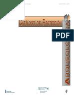 Catalogo Proteccion Arqueologica Malaga