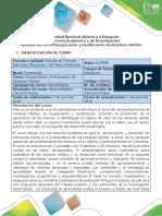Syllabus Del Curso Recuperación y Reutilización de Residuos Sólidos
