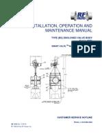05 Master IO&M Manual ELECTRIC Rotork
