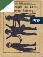 A Chegada de Lampeão No Inferno - José Pacheco Da Rocha