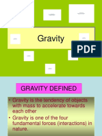 powerpoint on Gravity