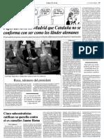 Conferencia de Jordi Pujol