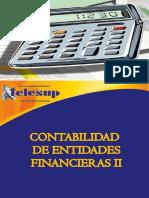 Contabilidad de Entidades Financieras II