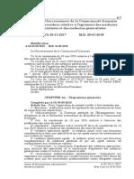 Du Gouvernement de La CommunautAŠ Fra Novembre 2017 Fixant La ProcAŠdure Relat (Ressource 14470)