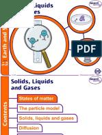 Solid Liquid Gas Grade 3