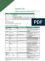 Description of MT940 Statement File