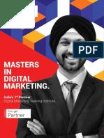 Delhi School of Internet Marketing Full Course Curriculum