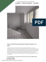 Renovari Apartamente Moderne _ Costuri Corecte_ Preturi 2020