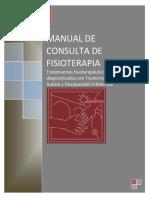 Manual de consulta de Fisoterapia