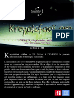 Programme Kreyolofoni Rfi UNESCO