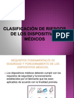 1. Presentacion Clasificación de riesgos de los implementos médicos.pptx