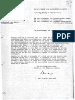 Document 2 Nota Van Van Agt