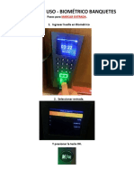 Manual - Biometrico