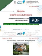 Guideline No. GB-012 Submission Formats VILLA NOC BP