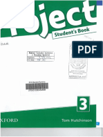 project 3, fourth edition , Students Book