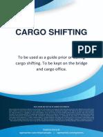 SQE MARINE Cargo Shifting 2018-07-1