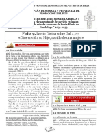 9 Sept 2019 Ficha 9 Lectio Gal 4,4-7