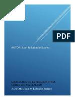 ejercicios estequiometria nivelacion