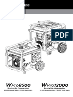 WPro8500 WPro12000 Web Manual