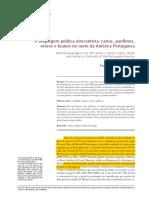 02 - CABRAL, Flávio José Gomes. A linguagem política oitocentista- cartas, panfletos, versos e boatos no norte da América Portuguesa