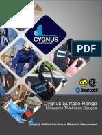 Cygnus Surface Brochure Iss7