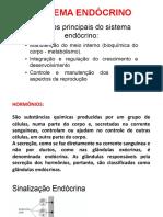 Sistema Endócrino - Resumo 3 (3ª Leitura)