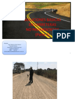 1 Soluciones Basicas en Carreteras No Pavimentadas - Curso 1