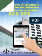 Pedoman Akademik di Stie Trisakti  2018-2019