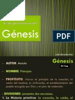 Vista Panorámica de Genesis
