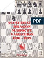 Accelerated Dragon Maroczy Variation B39-B39