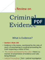 CRIMINAL EVIDENCE.pptx
