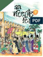 Comic San Vicente Ferrer