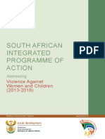 South African Integrated Programme of Action