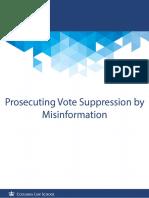 Voter Suppression (Final)
